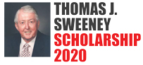Thomas J Sweeney Scholarship Information