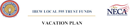 IBEW 595 Vacation Trust Web Site